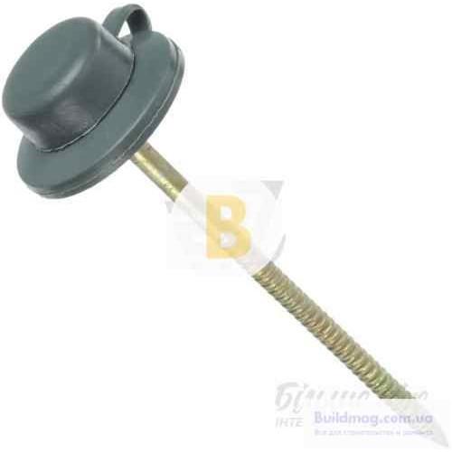 Гвозди для ондулина 3,2X70 мм 20 шт зеленые