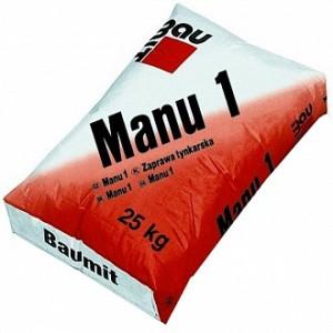 Штукатурка Baumit Manu-1 25 кг 25 кг