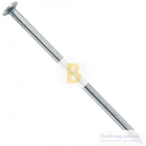 Гвозди строительные 1,2x16 мм 0,5 кг без покрытия