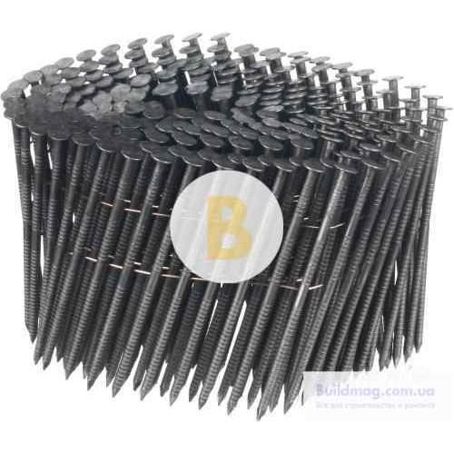 Гвозди кольцевые 3x78 мм 245-250 шт без покрытия
