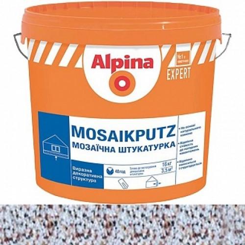 Декоративная штукатурка мозаичная Alpina Expert Mosaikputz 05 1,6-2 мм 16 кг
