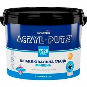Шпаклевка Sniezka ACRYL-PUTZ 8 кг