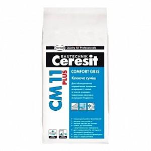 Клей для плитки Ceresit СМ 11 Plus 5кг