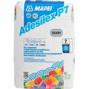 Клей для плитки Mapei Adesilex P7 25кг