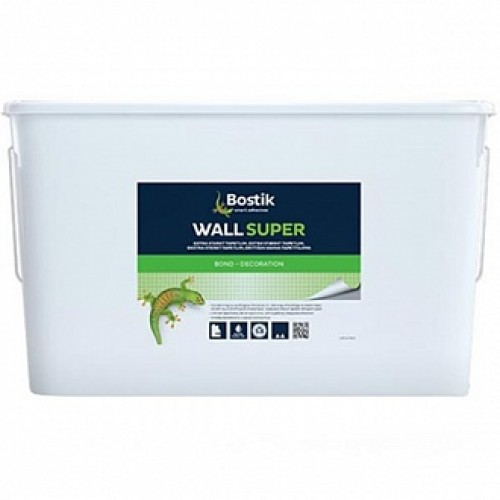 Клей для обоев Bostik Wall Super 15 л
