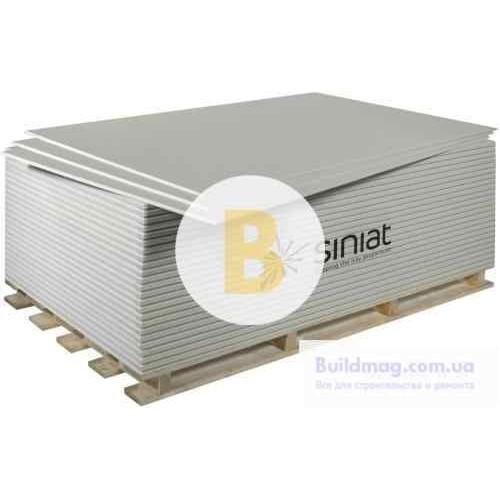 Плита фиброцементная Siniat Cementex 2400х1200х6 мм