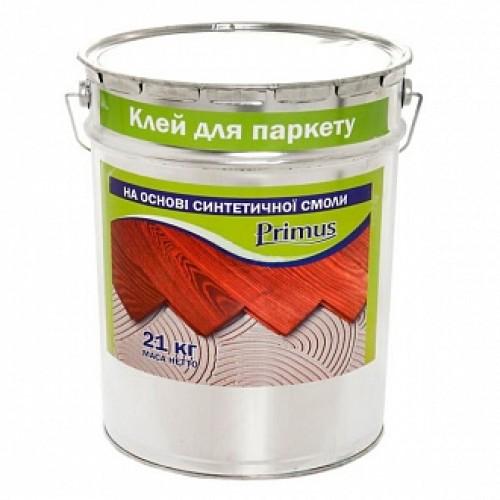 Клей для паркета на синтетических смолах Примус 21 кг