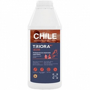 Грунтовка адгезионная Triora Chile 1 л