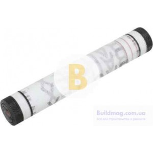 Стеклосетка штукатурная щелочестойкая BAU-TEX 5x5, 145 г/кв.м, 1х50м
