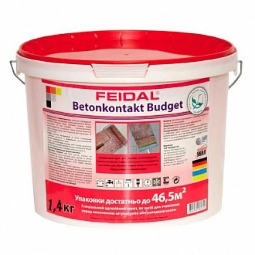 Адгезионная грунтовка Feidal Betonkontakt budget 1.4 кг