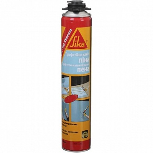 Клей-пена Sika Boom PRO-110 Thermo 750 мл