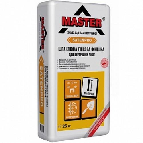 Шпаклевка Master ® SATENPRO 25 кг