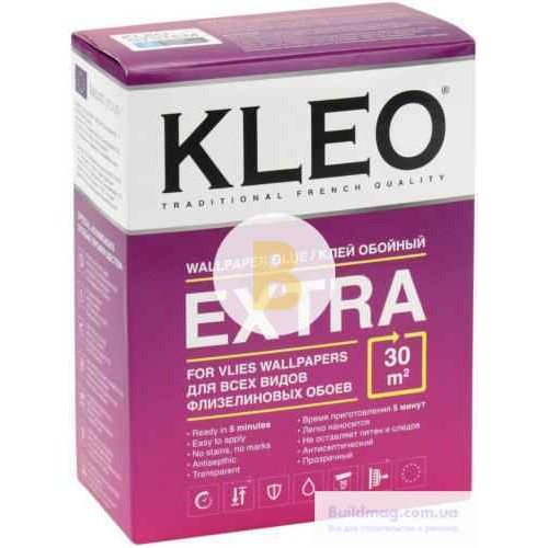 Клей для обоев Kleo EXTRA Флизелиновый 250 г