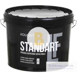 Шпаклевка Kolorit Standart LF 17 кг