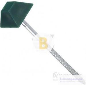 Гвозди с ромбовидной шляпкой 3,2X70 мм 20 шт зеленые