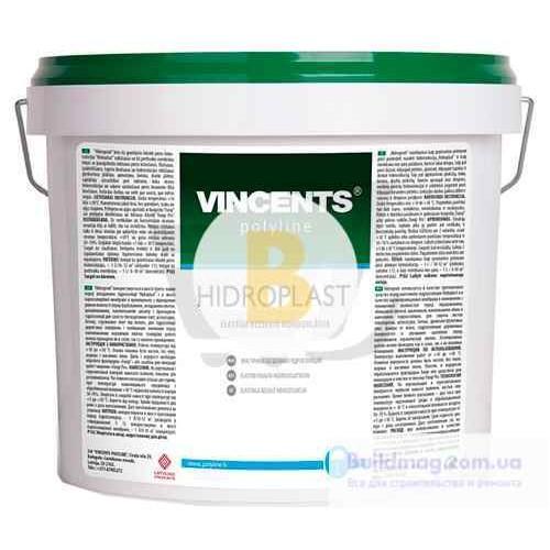Гидроизоляция VINCENTS POLYLINE Hidroplast 15 кг