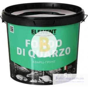 Грунтовка адгезионная Element Decor Decor Fondo di Quarzo 5 л