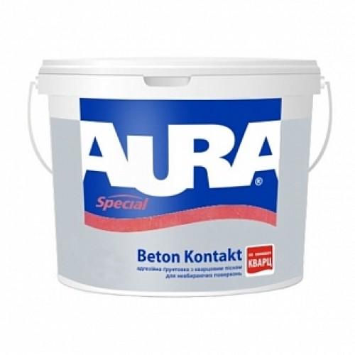 Адгезионная грунтовка Eskaro Beton Kontakt Aura 4 кг