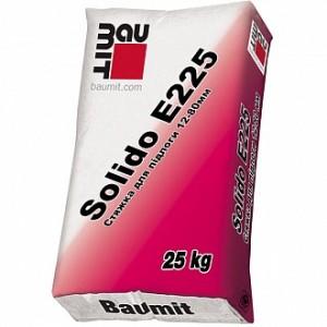 Стяжка для пола Baumit Solido E225 25кг