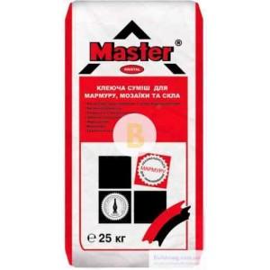 Клей для плитки Master ® Kristal 25кг