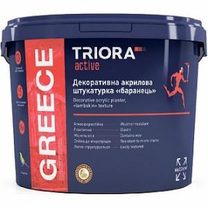 Декоративная штукатурка барашек Triora Greece 1-1,5 мм 20 кг
