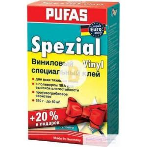 Клей для обоев PUFAS Euro 3000 200 г + 20% в подарок