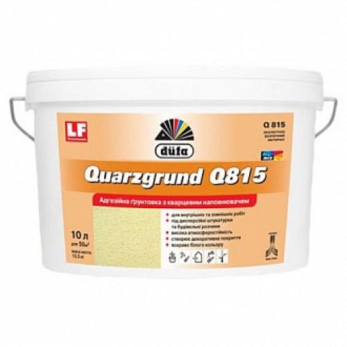Грунтовка адгезионная Dufa Quarzgrund Q815 10 л