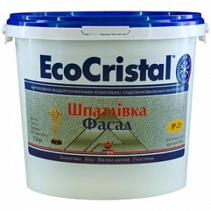 Шпаклевка Ircom Decor на природной мраморной крошке 0,7 кг