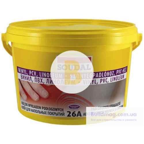 Клей для напольных покрытий 26 А 5 кг