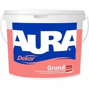 Грунтовка адгезионная Aura Aura Dekor Grund 3,6 кг 2.5 л