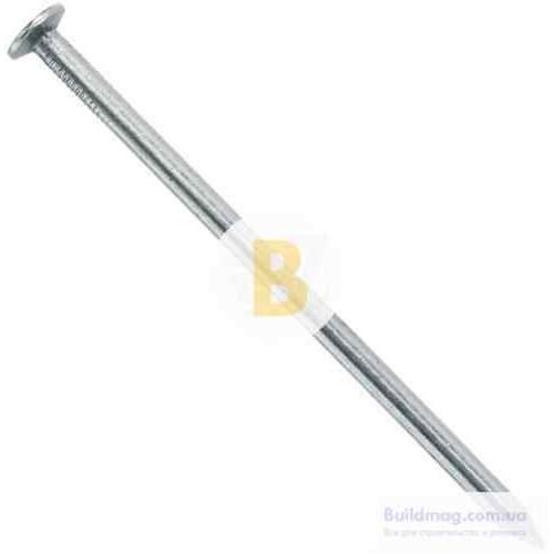 Гвозди строительные 6,4x230 мм 1 кг без покрытия
