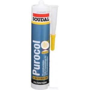 Монтажный клей SOUDAL Purocol 310 мл