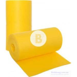 Полотно Verdani шумоизоляционное желтое 0,6х14 м 8 мм