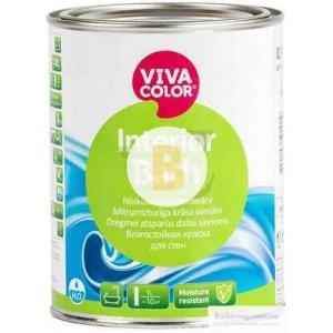 Краска Vivacolor Interior Bath, база А белый 0,9л 1,13кг