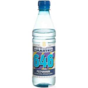 Растворитель 646 Maximum 0,4 л