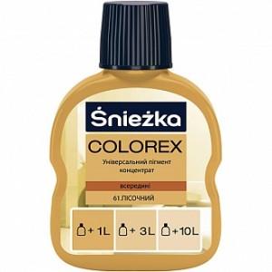 Пигмент Sniezka Colorex песочный 100 мл