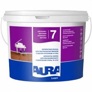 Краска Aura Luxpro 7 TR база под тонировку 0,9л 1,08кг