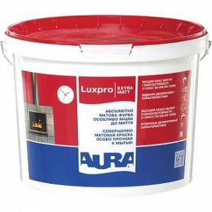 Краска Aura Luxpro ExtraMatt белый 2,5л 2,9кг