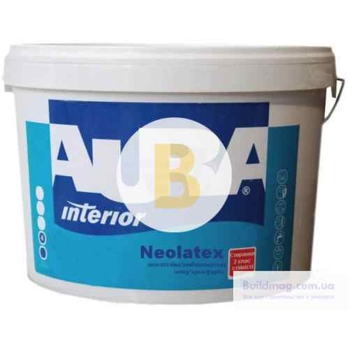 Краска Aura Neolatex белый 1 л 1,4 кг