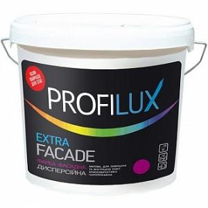 Краска PROFILUX Extra Facade белый 7кг