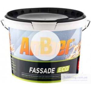 Краска Amber Fassade Eco белый 3л