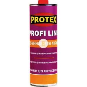 Растворитель для акриловых продуктов PROFILINE Protex 1 л