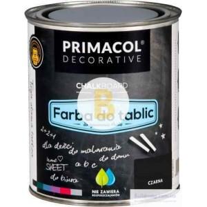 Краска грифельная PRIMACOL DECORATIVE черный 0.75 л