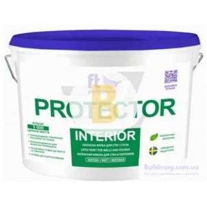 Краска латексная FT Professional PROTECTOR база А мат белый 3л