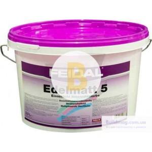 Краска латексная Feidal Edelmatt 5 шелковистый мат белый 2,5л