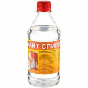 Растворитель Уайт-Спирит-АС Химекспрес 0,5 л