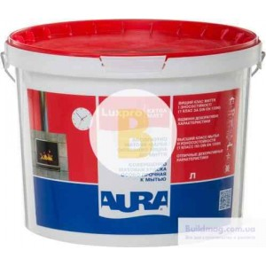 Краска акриловая Aura Luxpro ExtraMatt TR мат база под тонировку 2.25л