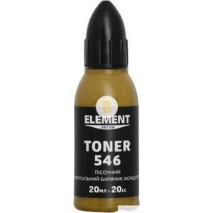 Колер Element Decor Toner песочный 20 мл