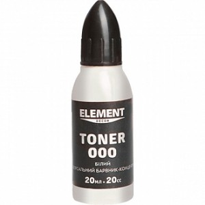 Колер Element Decor Toner белый 20 мл