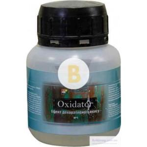 Раствор для декорирования металлических поверхностей Feidal Oxidator эффект декоративной окиси голубовато-бирюзовый 0.1 л